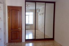 Шкаф-встройка-зеркало