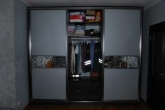 встроенный шкаф под заказ